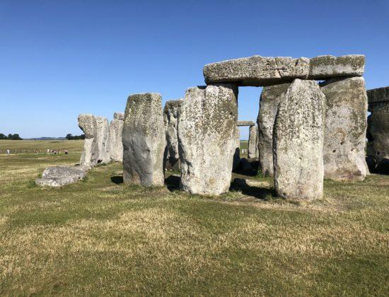 Stonehenge June 2018