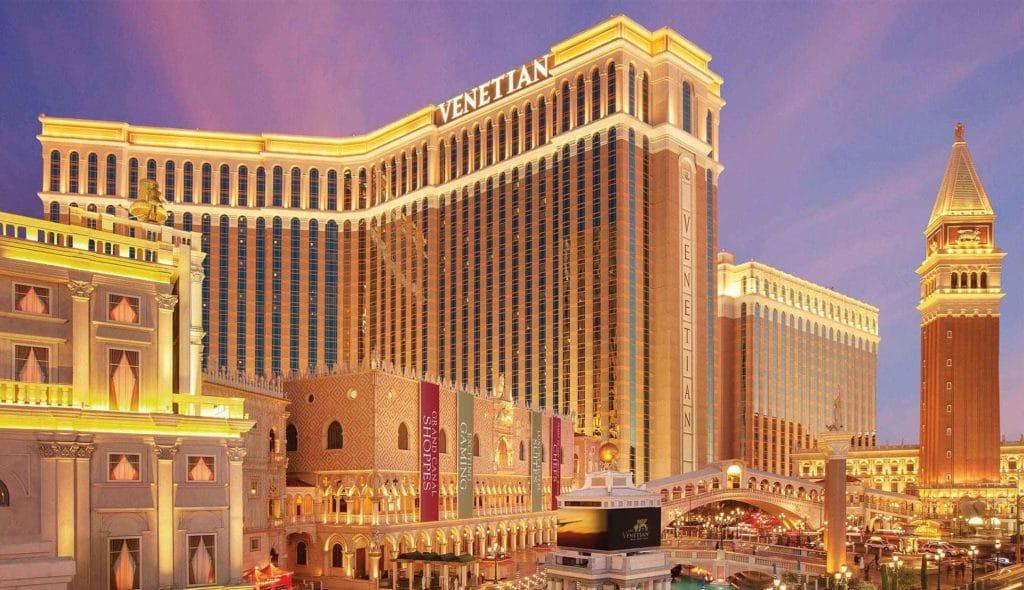 Venetian & Palazzo Hotel Reviews Header Image