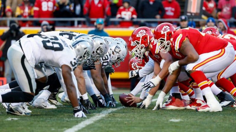 Chiefs @ Vegas Raiders 2020