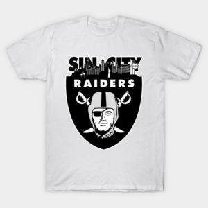 Sin City Raiders T-Shirt