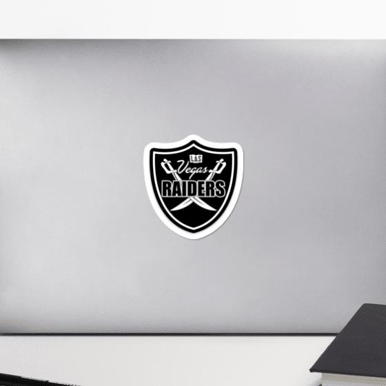 Vegas Raiders Sticker – 3inx3in