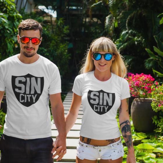 Sin City Raiders Shirt