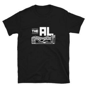 The AL Basic Short-Sleeve Unisex T-Shirt