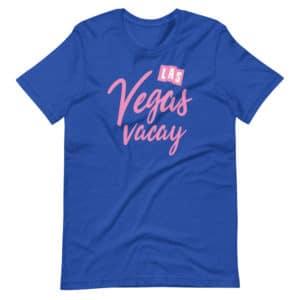 Las Vegas Vacay Premium Short-Sleeve Unisex T-Shirt
