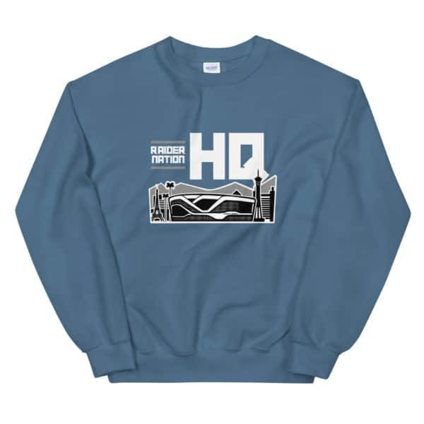 Raider Nation HQ Unisex Sweatshirt