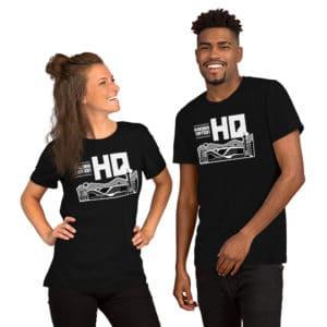 Raider Nation HQ Premium Short-Sleeve Unisex T-Shirt