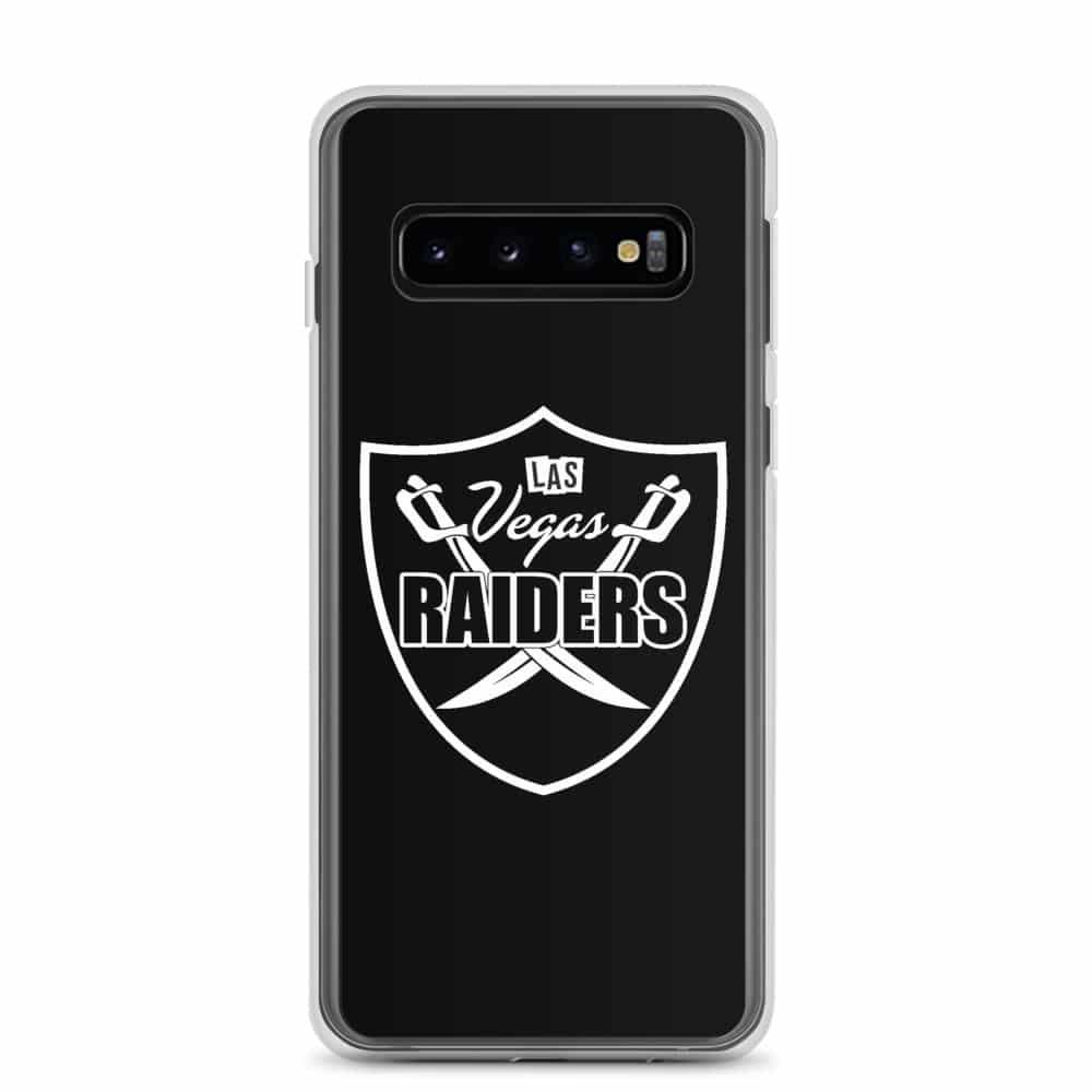 Las Vegas Raiders Simple Shield Samsung Case