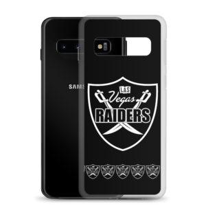 Vegas Raiders Shield Samsung Case