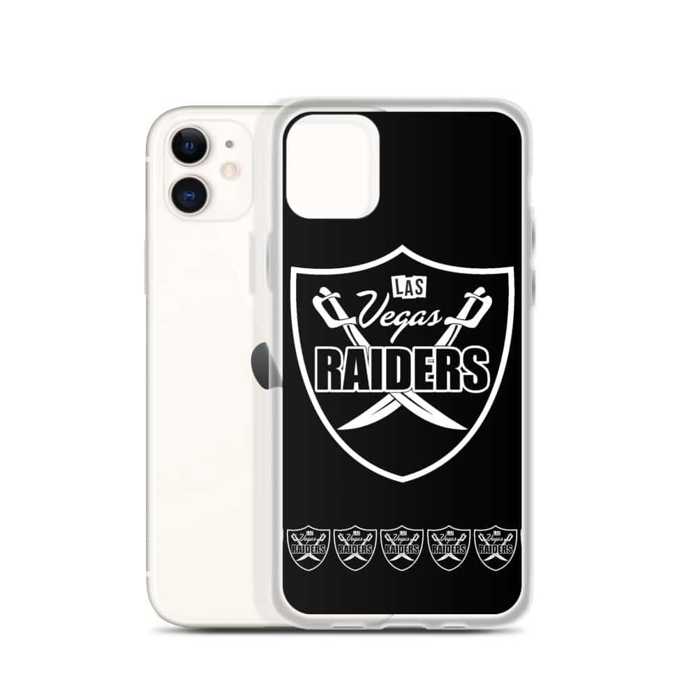 Vegas Raiders Shield iPhone Case
